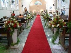 Decoração de Igreja