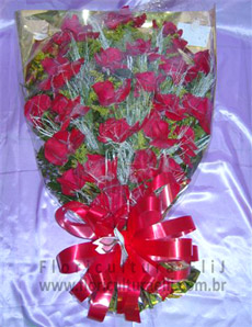 Ramanhete 12 Rosas Colombianas