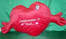 Coração Romântico Extra G